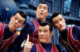 LazyTown Series 4 Robbie's Dream Team