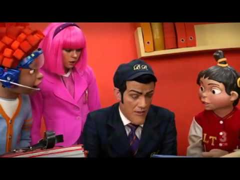 """LazyTown - """"Number Nine"""" T-ara Prequel Request Stephanie and ..."""