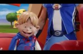 LazyTown Series 4 Ziggy's Talking Teddy
