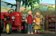 Little Red Tractor Series 1 ep 1 Big Bang