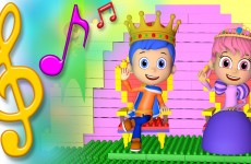 Palace Song with Lyrics | TuTiTu Toys Songs for Children