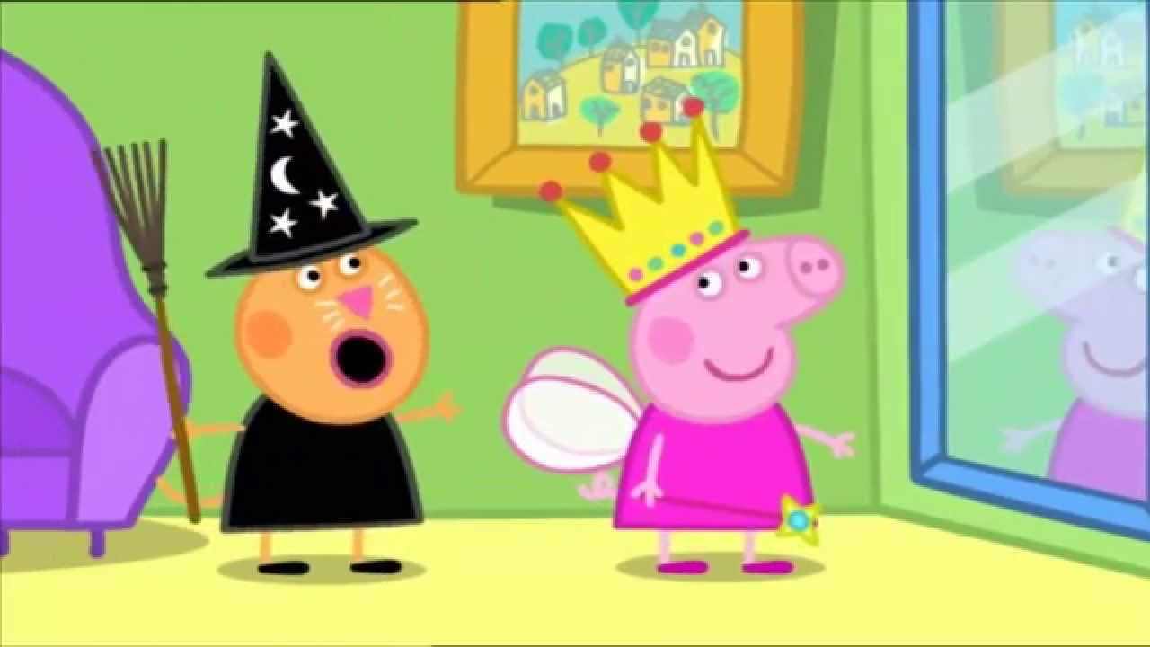 Peppa Pig New English Episodes Clean Room - Peppa Pig Full Game Movie 2015