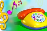 Phone Song with Lyrics | TuTiTu Toys Songs for Children