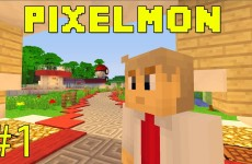 Pixelmon – Learning The Basics – Part 1