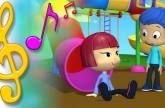 Playground Song with Lyrics | TuTiTu Songs for Children