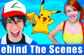 Pokemon – The Musical BEHIND THE SCENES