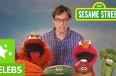 Sesame Street: Bill Hader is Grouchy!