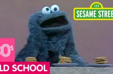 Sesame Street: Cookie Monster's Favorite Shape