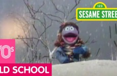 Sesame Street: I'm Cold Song!