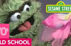 Sesame Street: Oscar Plays the Trading Game