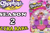 Shopkins Season 2 Blind Basket Unboxing and Shopkins Season 2 Ultra Rare Toy