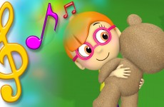 Teddy Bear Song with Lyrics | TuTiTu Toys Songs for Children