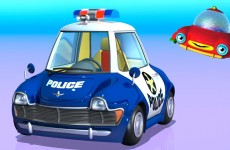 TuTiTu Police Car