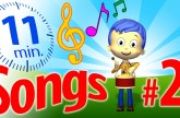 TuTiTu Songs for Children with Lyrics | Vol. 2