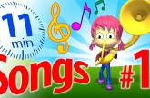TuTiTu Songs for Children with Lyrics | Vol. 1