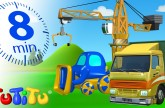 TuTiTu Specials | Machinery Toys for Children