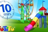 TuTiTu Specials | Playground Toys for Children