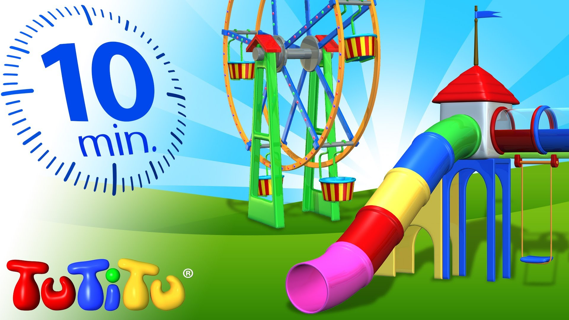 Playground Toys For Toddlers : Tutitu specials playground toys for children