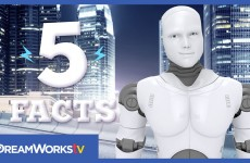 5  Facts About Robots You Won't Believe Already Exist | 5 FACTS