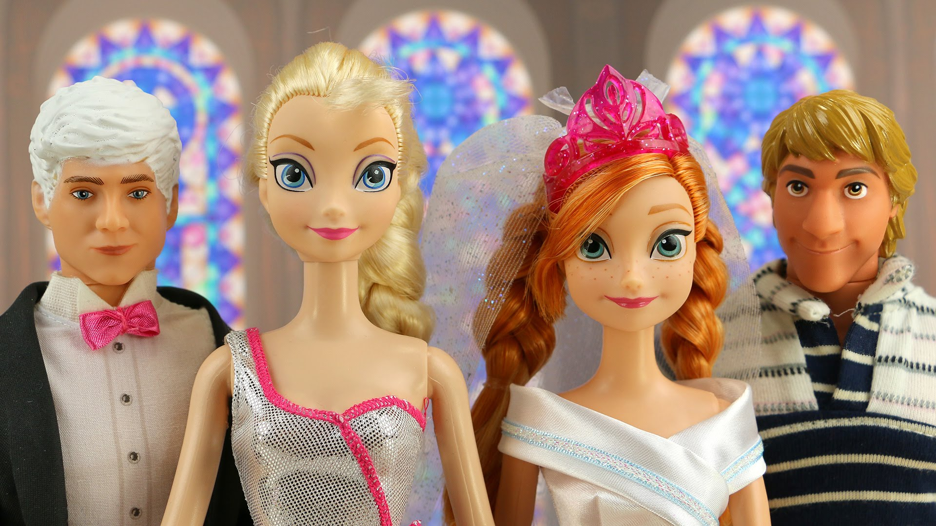 frost elsa and anna