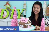 Kawaiisweetworld's Gingerbread House I DIY