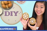 Kawaiisweetworld's Snowflake Cookies | DIY