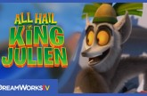 King Julien's DIY Boat | ALL HAIL KING JULIEN