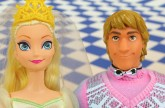 Kristoff's Wedding to Frozen Elsa's Evil Cousin, Can Frozen Anna Stop It? DisneyToysFan