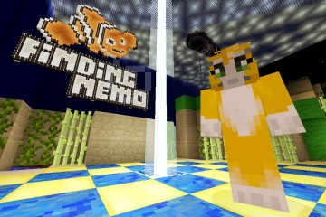 Minecraft: Xbox – Finding Nemo – Up And Up {1}
