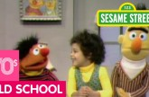 Sesame Street: Bert and Ernie Talk to Shala about Emotions