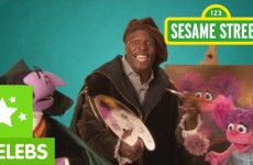 Sesame Street: Terry Crews is an Artist