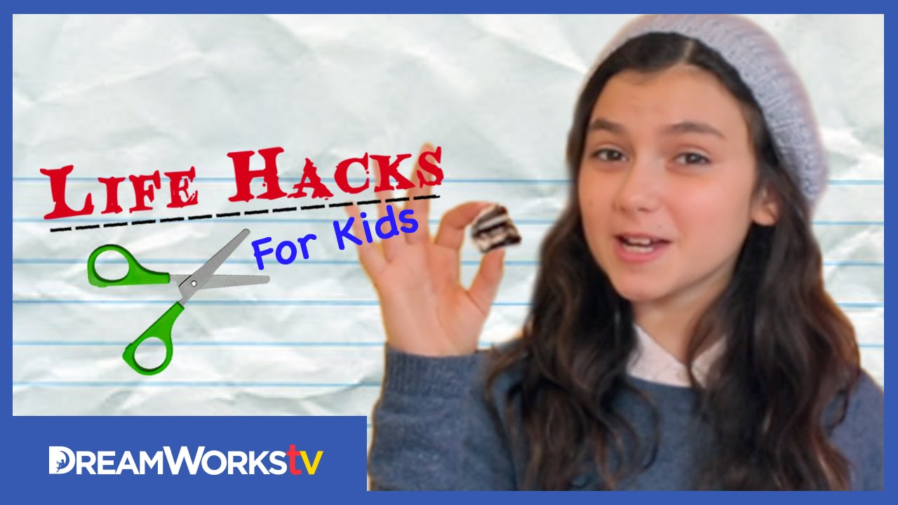 Snack Hacks I LIFE HACKS FOR KIDS