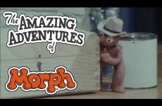 The Amazing Adventures of Morph – The Cowboys