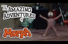 The Amazing Adventures of Morph – Morph the Weakling