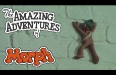 The Amazing Adventures of Morph – The Two Mountaineers