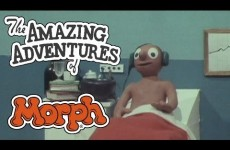The Amazing Adventures of Morph – The Day Morph Was Ill