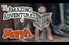 The Amazing Adventures of Morph – Morph Plays Golf