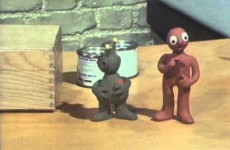 The Amazing Adventures of Morph – The Strange Visitor