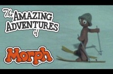 The Amazing Adventures of Morph – The Day Morph Went Skiing