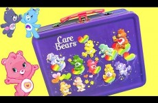 Care Bears Lunch Box Surprise with Barbie сюрприз яйца MyLittlePony Furby  ハローキティ Play Dough