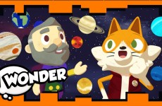 I Wonder – STAMPY ANIMATED! – Episode 2 – The Solar System to Scale – WONDER QUEST