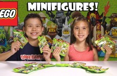 LEGO MINIFIGURES Series 13 BLIND BAG Opening – Part 2