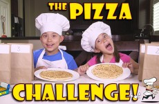 PIZZA CHALLENGE with Chef EvanTubeHD! GROSS Secret Recipe!