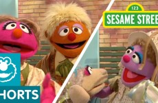 Sesame Street: Abby and Grover Sing Nursery Rhymes