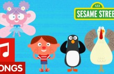 Sesame Street: Head Shoulders Knees and Toes