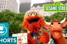 Sesame Street: Old MacMurray Had A Farm