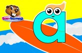 """Surfing the ABCs"" 