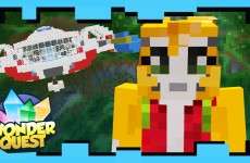 Wonder Quest – Episode 3 – STAMPY'S NEW MINECRAFT SHOW  | Stampylonghead, shaycarl