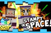 Wonder Quest –  Episode 4 – STAMPY'S MINECRAFT SHOW | Stampylonghead, CaptainSparklez
