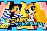 Wonder Quest – Episode 7 – STAMPY'S MINECRAFT SHOW | Stampylonghead, Stacyplays, ShayCarl